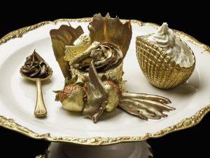 golden-cupcake